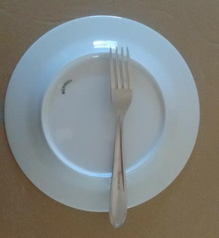 Pratos Sobremesa Schimidt excelentes - Foto 4