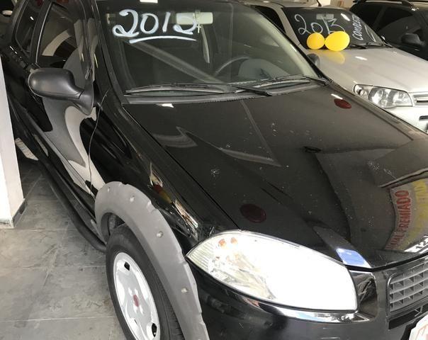 Fiat Strada cab dupla 1.4 ano 2012 carro em perfeito estado troco