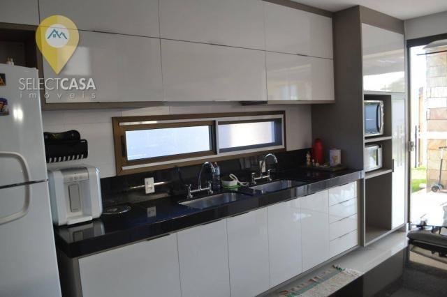 Vendo excelente casa no Condomínio Boulevard Lagoa com 3 quartos e 3 suítes - Foto 9