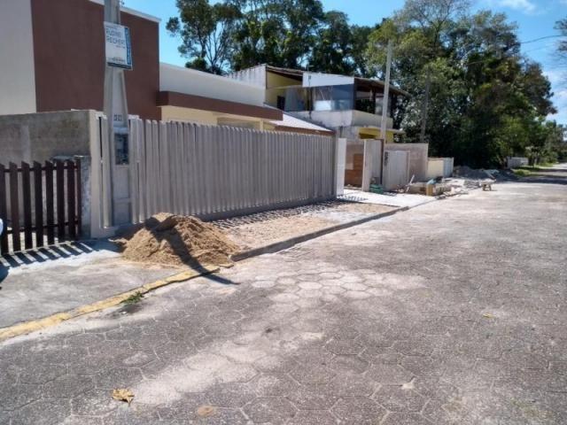 CASA COM TERRENO 12X30 NA PRAIA À VENDA - BALNEÁRIO SAINT ETIENE - MATINHOS/PR - Foto 6