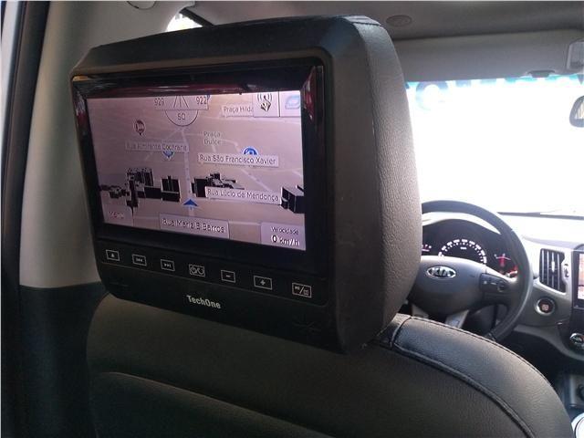 Kia Sportage 2.0 ex 4x2 16v flex 4p automático - Foto 10