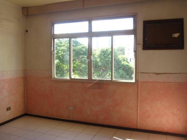 Apartamento com 2 dormitórios para alugar, 110 m² por R$ 1.900/mês - Centro - Foz do Iguaç - Foto 7
