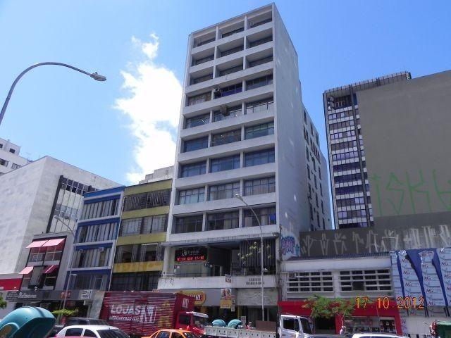 Escritório para alugar em Centro, Curitiba cod:00808.003 - Foto 2