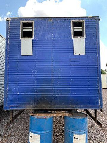 Bau Furgao Aluminio 5,50 x 2,20 R$ 12.000,00 - Foto 2