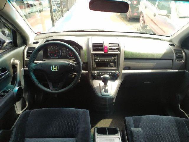 Honda CRV Lx 2.0 Flex Aut. 2008 - Foto 9