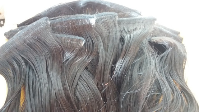 Vendo cabelo ja no método fita adesiva - Foto 2