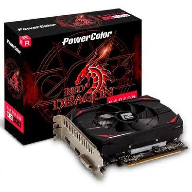 Pc Gamer Ryzen 5 3600, com 16G de RAM , SSD 240GB, Placa Video RX550 2G.  - Foto 3
