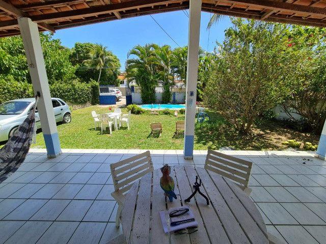 Linda casa terreno esquina 200 metros da praia  Maria farinha paulista - Foto 19