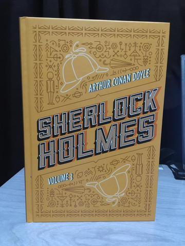 Box Sherlock Holmes - Foto 5