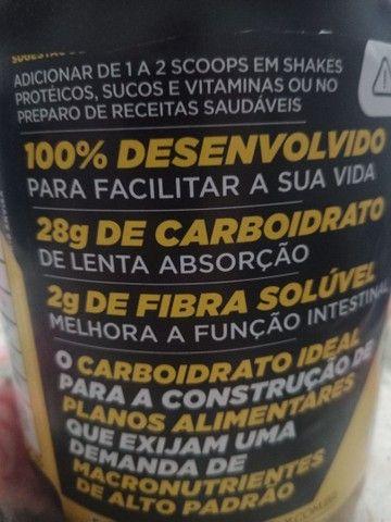 Batata doce em pó - carboidratos saúde ganhar massa - Foto 4