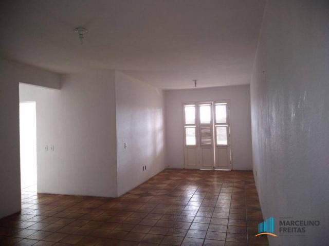 Apartamento com 3 dormitórios para alugar, 112 m² por R$ 999,00/mês - São Gerardo - Fortal - Foto 8