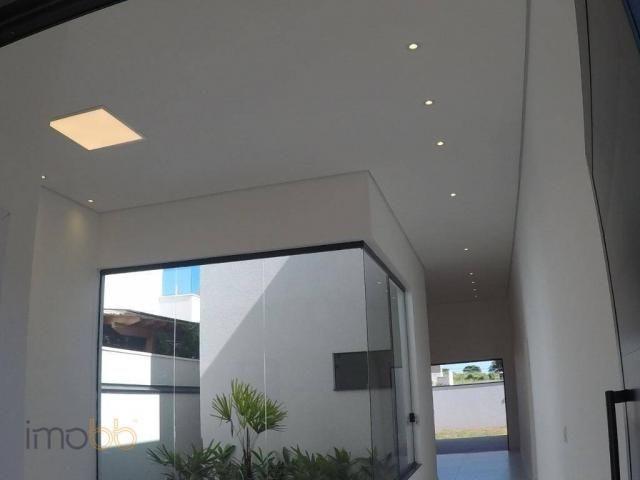Casa com 3 dormitórios à venda, 168 m² por R$ 835.000 - Condomínio Alto de Itaici - Indaia - Foto 4