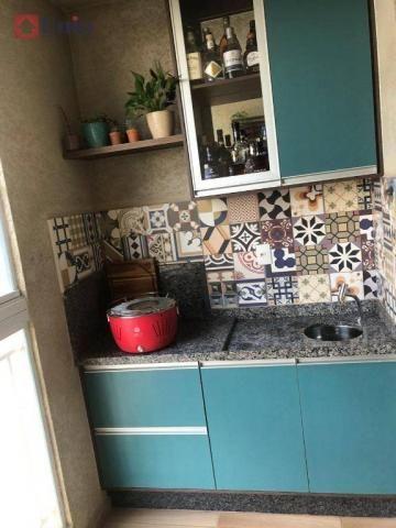 Apartamento com 3 dormitórios à venda, 68 m² por R$ 390.000 - Alto - Piracicaba/SP - Foto 11