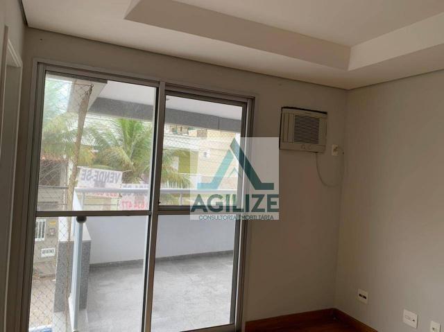 Apartamento com 3 dormitórios à venda, 146 m² por R$ 800.000,00 - Praia do Pecado - Macaé/ - Foto 13