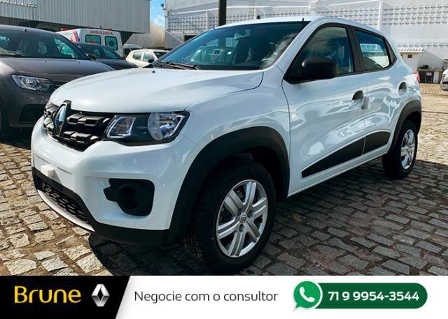 Renault Kwid Kwid Zen 1.0 12v SCe (Flex)