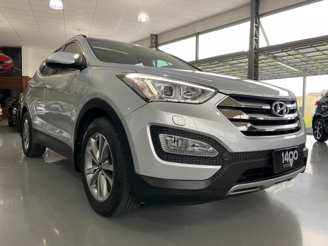 Hyundai Santa Fe 3.3 GLS / 7 LUGARES 4P - Foto 3