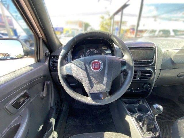 Fiat Strada Working 1.4 Cabine Simples 2018 - Foto 9