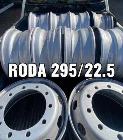 Pneu 295/80 , 275/80 e Roda - Foto 3