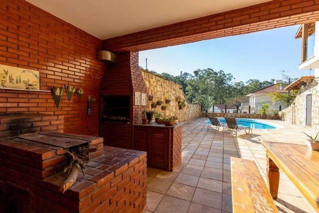 Casa duplex, 5 quartos, suites, pomar, jd. inverno, espaço gourmet, piscina - Foto 14