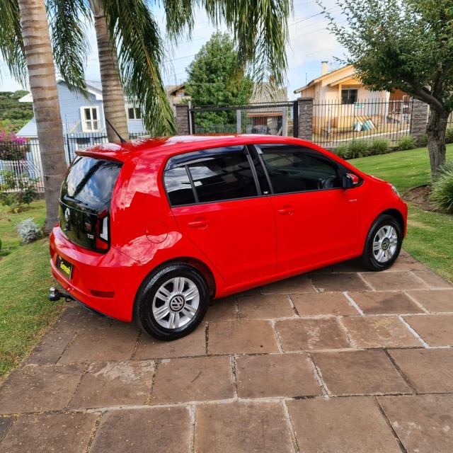 VW Up Move 1.0 Tsi *Ano 2018* *Apenas 26.000 km* *Ipva 2021 pago - Foto 9