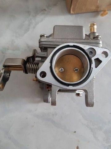 Carburador para motor de poupa Yamaha de 25/30hp ano 2008 modelo BMHS.. - Foto 5