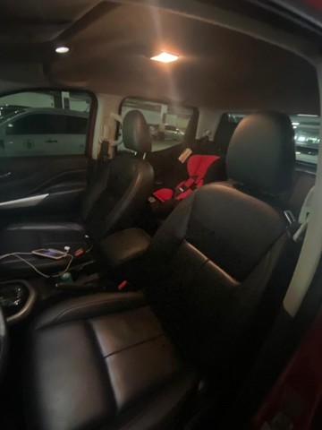 Frontier attac cd 4x4 diesel automatica, na garantia - Foto 5