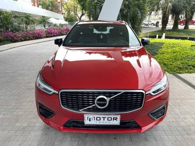 Volvo Xc60 2.0 T8 Hybrid R-Design Awd Geartronic / Único dono! Apenas 19mil Km!