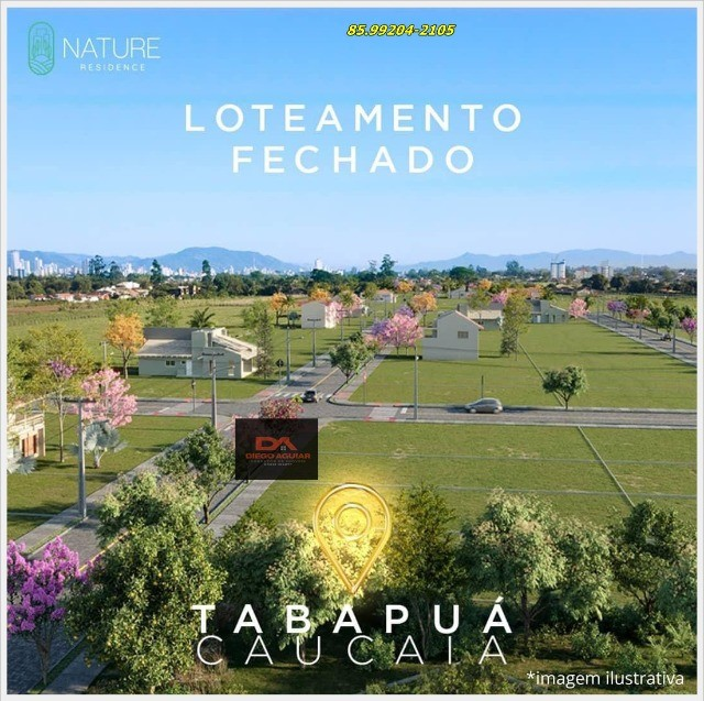 """"""" Loteamento Tabapuá - Lote Padrão 150 M² - 6 X 25 >:// - Foto 12"""