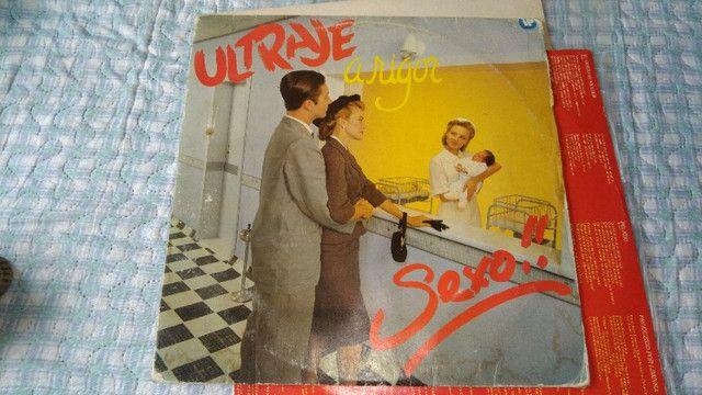 Lp Ultraje a rigor 1987 - Foto 5
