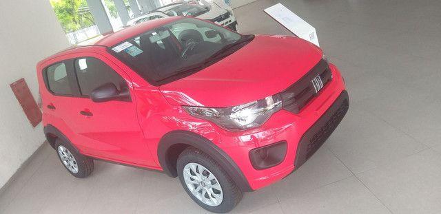 Fiat Mobi 2021 OKM- preço imperdível  - Foto 2