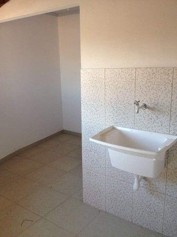 Alugo apartamento novo de dois quartos no Centro de SJB - Foto 3