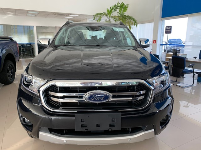 Ford Ranger Limited 3.2 Diesel 4x4 AT 2022