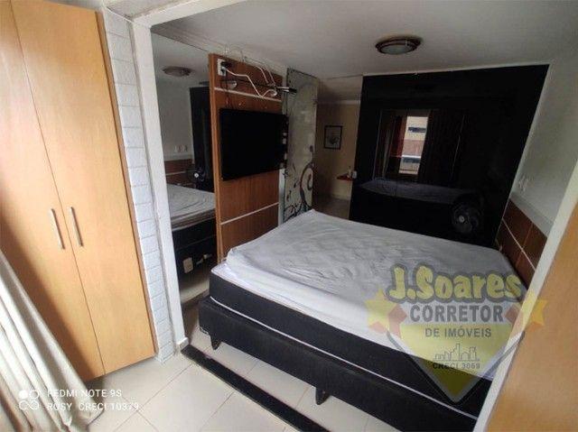 Cabo Branco, Cobertura, pisc  priv, 2 qt, 110m², 480mil, Venda, Apartamento, João Pessoa - Foto 4