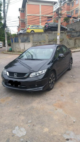Honda civic 2014/15 - Foto 3