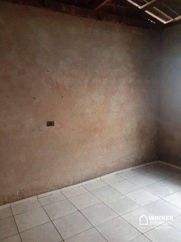 Casa com 2 dormitórios à venda, 90 m² por R$ 120.000,00 - Jardim Vitória - Cianorte/PR - Foto 3