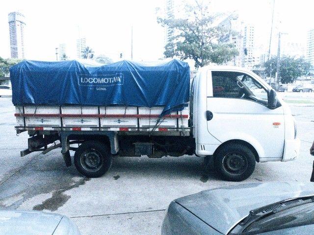 HR 2014 Diesel Nova C/ Capota e Carroceria Alta - Foto 6