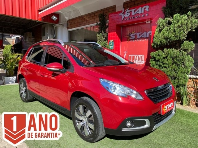 PEUGEOT 2008 GRIFFE 2018 STARVEICULOS
