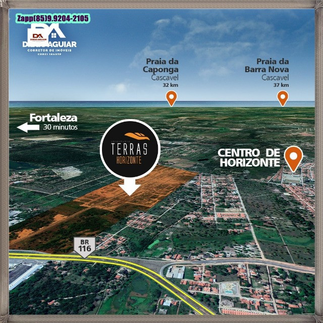 Terras Horizonte Loteamento- Venha investir . - Foto 9