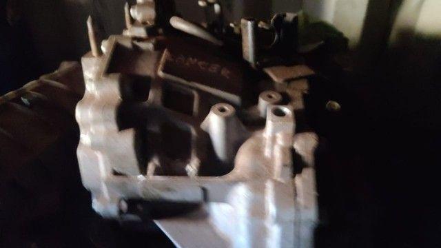 Cambio Lancer 2.3 Automático Semi Com Garantia - Foto 4