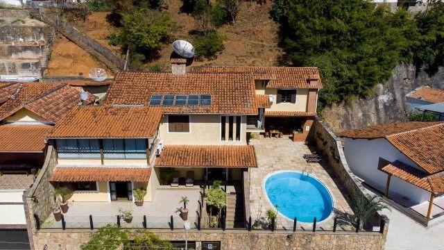 Casa duplex, 5 quartos, suites, pomar, jd. inverno, espaço gourmet, piscina - Foto 10