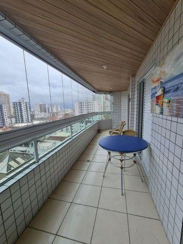 Oportunidade vista Mar 2 dormitórios no bairro da Guilhermina 80 metros da Praia  - Foto 17