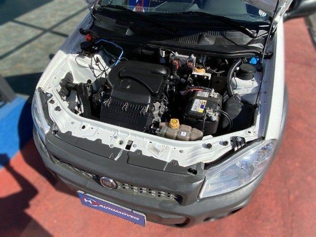 Fiat Strada Working 1.4 Cabine Simples 2018 - Foto 13