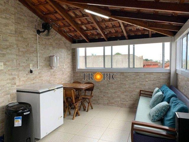 Apartamento com 3 dormitórios à venda, 120 m² por R$ 350.000,00 - Bal Mogiano - Bertioga/S - Foto 16