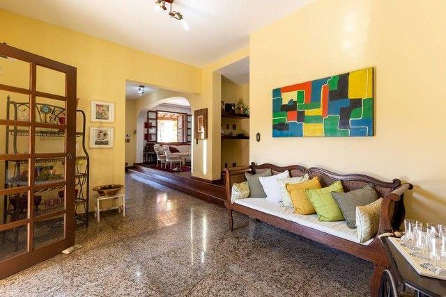 Casa duplex, 5 quartos, suites, pomar, jd. inverno, espaço gourmet, piscina - Foto 6