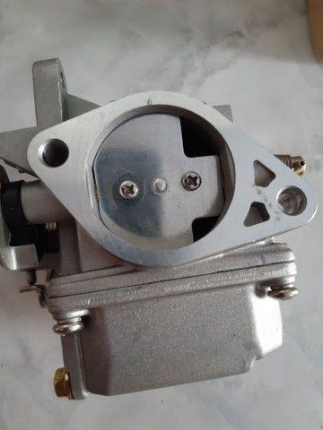 Carburador para motor de poupa Yamaha de 25/30hp ano 2008 modelo BMHS.. - Foto 4
