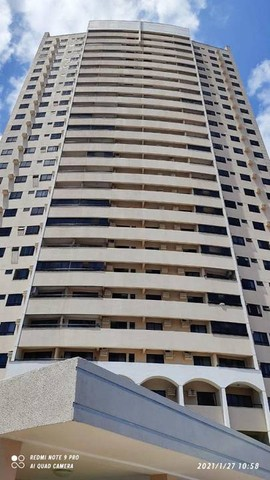 Apartamento para venda tem 98 metros quadrados com 3 quartos em Capim Macio - Natal - RN