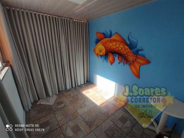 Cabo Branco, Cobertura, pisc  priv, 2 qt, 110m², 480mil, Venda, Apartamento, João Pessoa - Foto 8