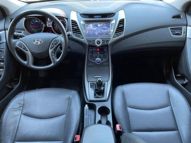 Hyundai Elantra 2.0 flex automatico 40 mil km - Foto 10
