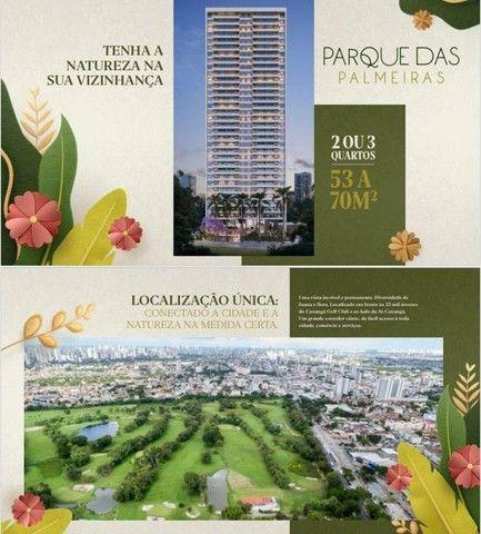 Apartamento para venda de 53 a 70 metros quadrados com 2 ou 3 quartos na Caxangá