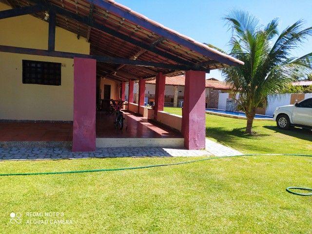 Casa de praia com piscina no barro preto - Foto 5